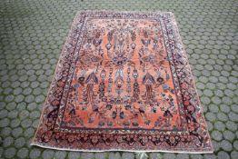 Orientteppich Sarough