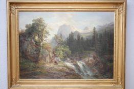 MÜHLIG,BERNHARD 1829-1910 Dresden