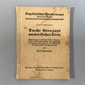 """""""Durchs Grenzland um den Hohen Stein"""", Vogtl. Wanderungen abseits d. Straße, 3. Bd., von Karl"""
