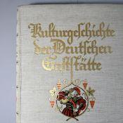 """""""Kulturgeschichte der Deutschen Gaststätte"""" umfassend Deutschland, Österreich, Schweiz u."""