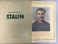 Josef Wissarionowitsch Stalin, Dietz Verlag Berlin 1953, Marx-Engels-Lenin Institut beim ZK d.