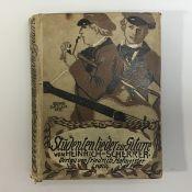 Studentenlieder zur Gitarre von Heinrich-Scherrer, Verlag von Friedrich Hofmeister, Leipzig 1916,