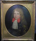 Henri GASCARD *1634/35-1701, attr., Porträt Louis-Alexandre de Bourbon, Öl/Leinwand, um 1690, m.R.