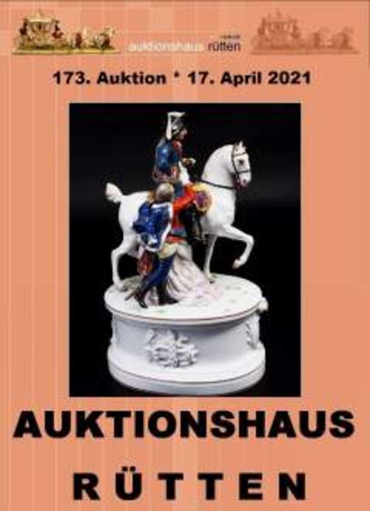 173. Auktion: Kunst & Antiquitäten