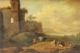 Niederländischer Maler des späten 17. Jahrhunderts