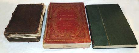 """1 Nachschlagewerk """"Ambrosii Calepini Bergomatis Dictionarium Post Omnes Alias Editione"""