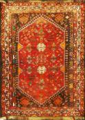 1 Konv. Orient-/brücken versch. Provenienzen, u.a. HAMEDAN, Iran; INDO, Persien versc