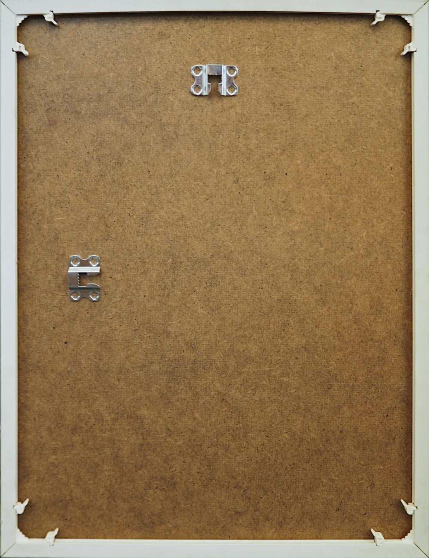 """1 Farbradierung R.u. bleistiftsign. M. M. PRECHTL (wohl Michael Mathias P. 1926-2003), """"Minz und - Bild 5 aus 5"""