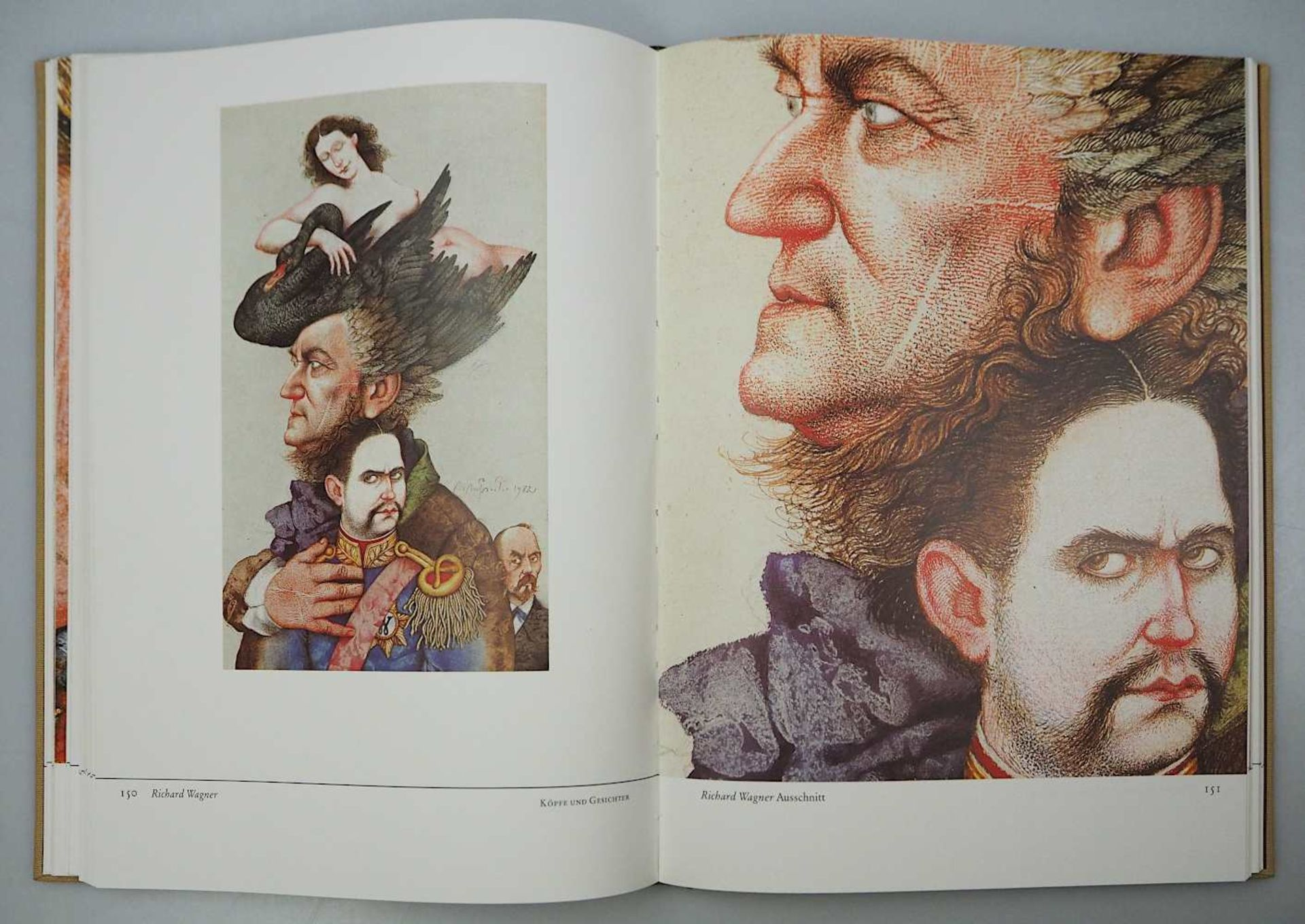 1 Sammlung Kunstbücher mit dem Schwerpunkt Michael Mathias PRECHTL (wohl 1926-2003) z.T. mit Or - Bild 10 aus 11