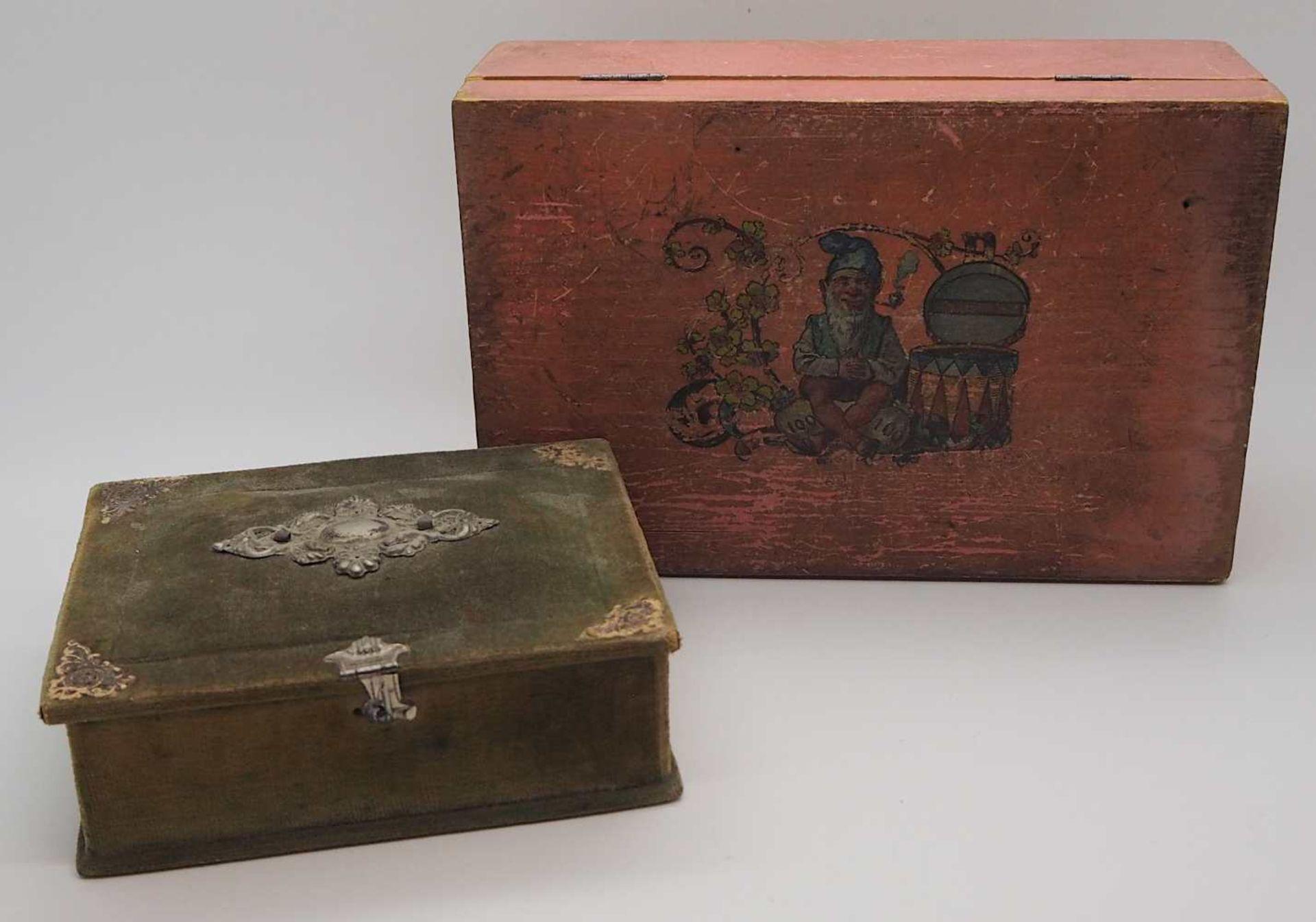 """1 Konv. Orden und Abzeichen z.T. in Miniaturform, 1. und 2. WK """"Art. Vereinigung Amber - Bild 4 aus 4"""