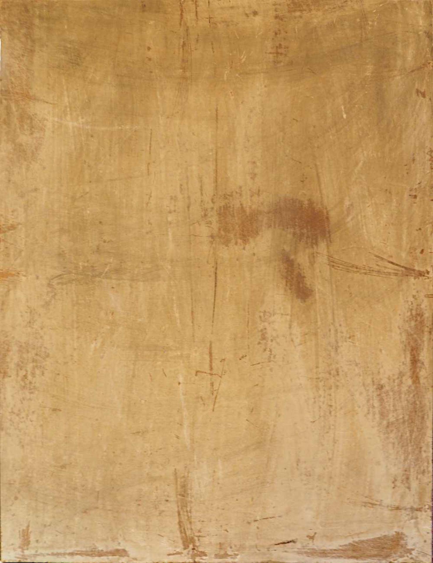 """1 Ölgemälde """"Junge mit Holzpferd"""" R.u. sign. KOHLHOFF (wohl Wilhelm K. 1893-1971) lt - Bild 3 aus 3"""