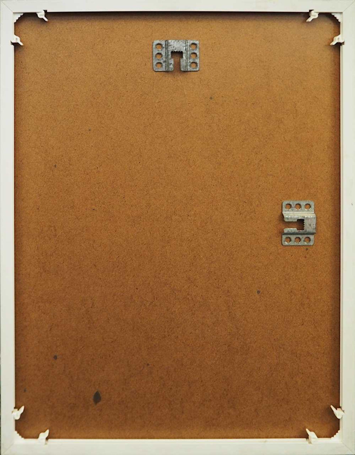 """1 Farbradierung R.u. bleistiftsign. M. M. PRECHTL (wohl Michael Mathias P. 1926-2003), """"Voltaire - Bild 5 aus 5"""