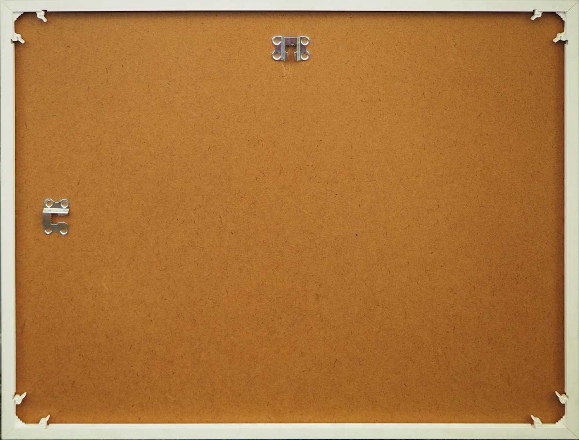 "1 Farblithografie R.u. bleistiftsign. M. M. PRECHTL (wohl Michael Mathias P. 1926-2003), ""Rembra - Bild 6 aus 6"