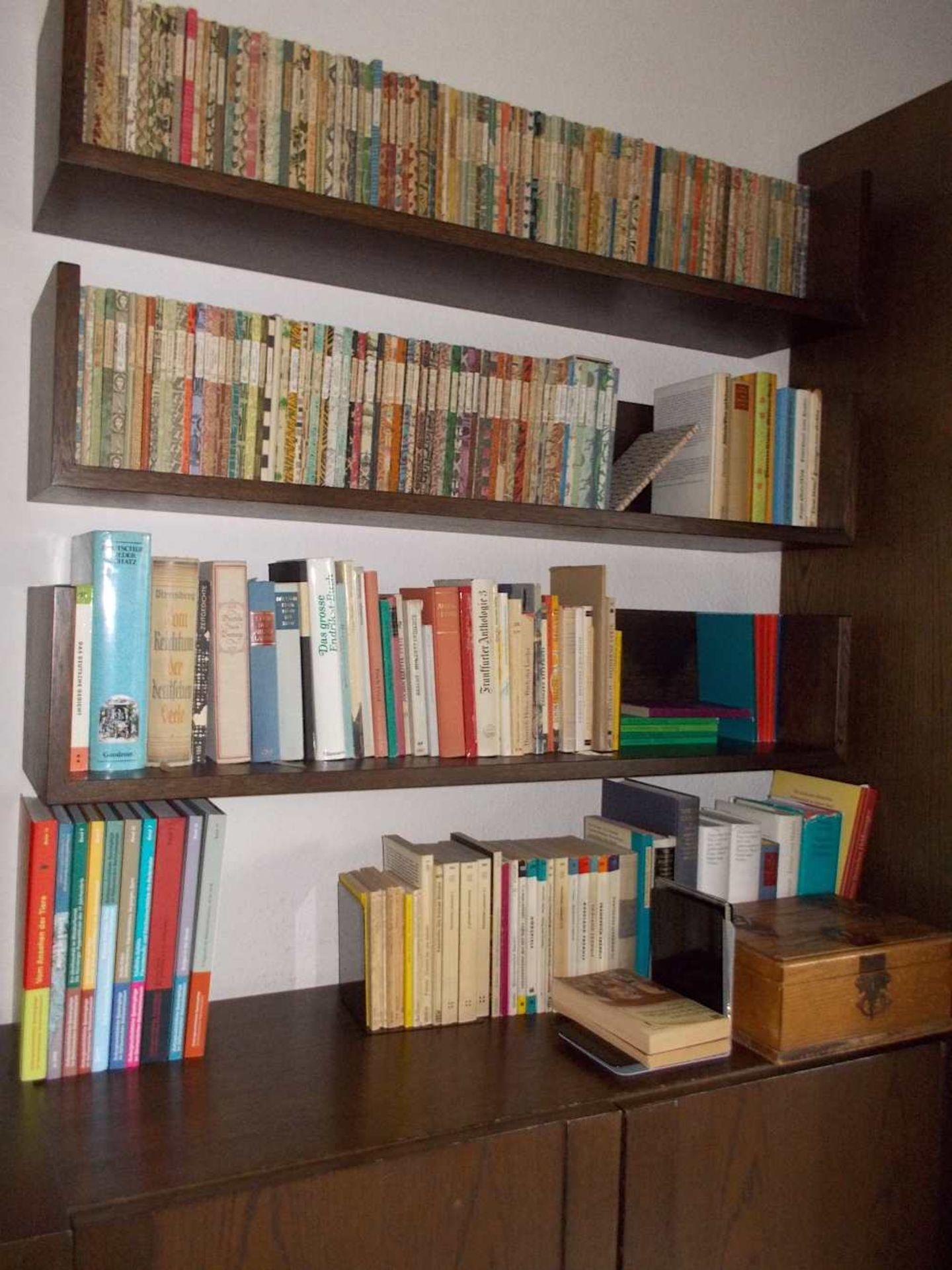1 Bibliothek bestehend aus ca. 1000 Büchern nztl. Bildbände, Religion und Theologie, - Bild 3 aus 8