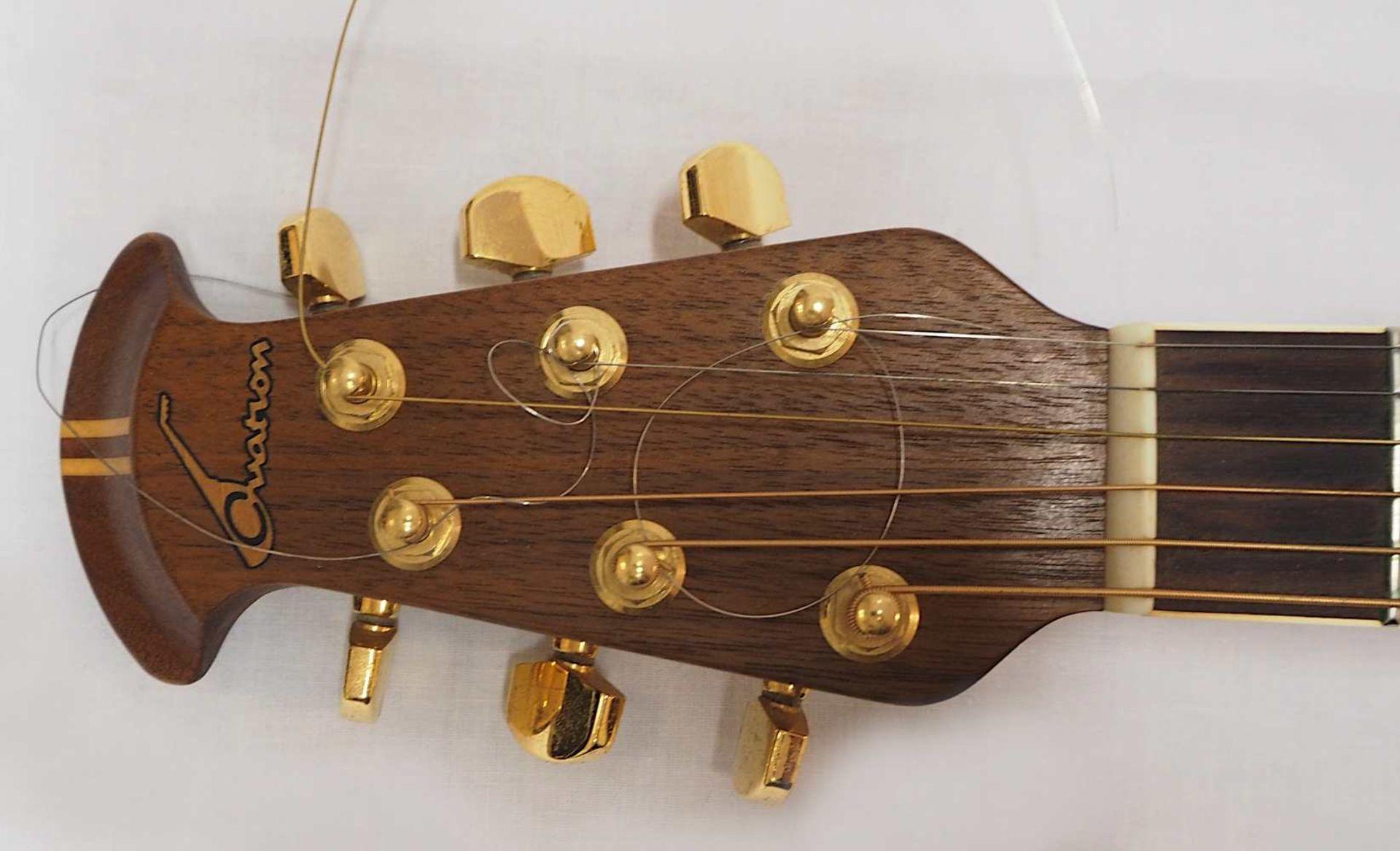 "1 Akustikgitarre OVATION ""Nr. 493 Collector's Series'98, New Hartford, CT./USA"" Holz m - Bild 3 aus 5"