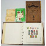 1 umfangreiche Briefmarkensamlung in ca. 15 Alben, ab ca. 1900 bis 2000er Jahre BRD, D