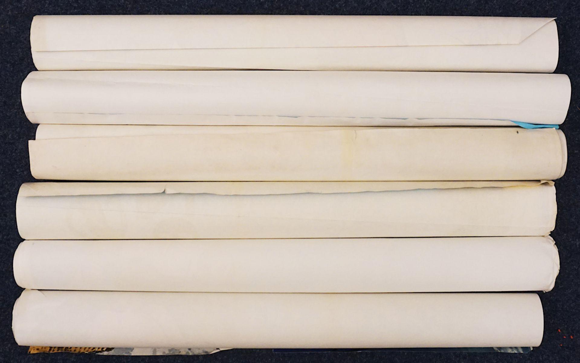 """1 Konv. Reklameplakate der Zigarettenmarke LORD wohl 1960er Jahre z.T. bez. """"Genuß im - Bild 4 aus 4"""