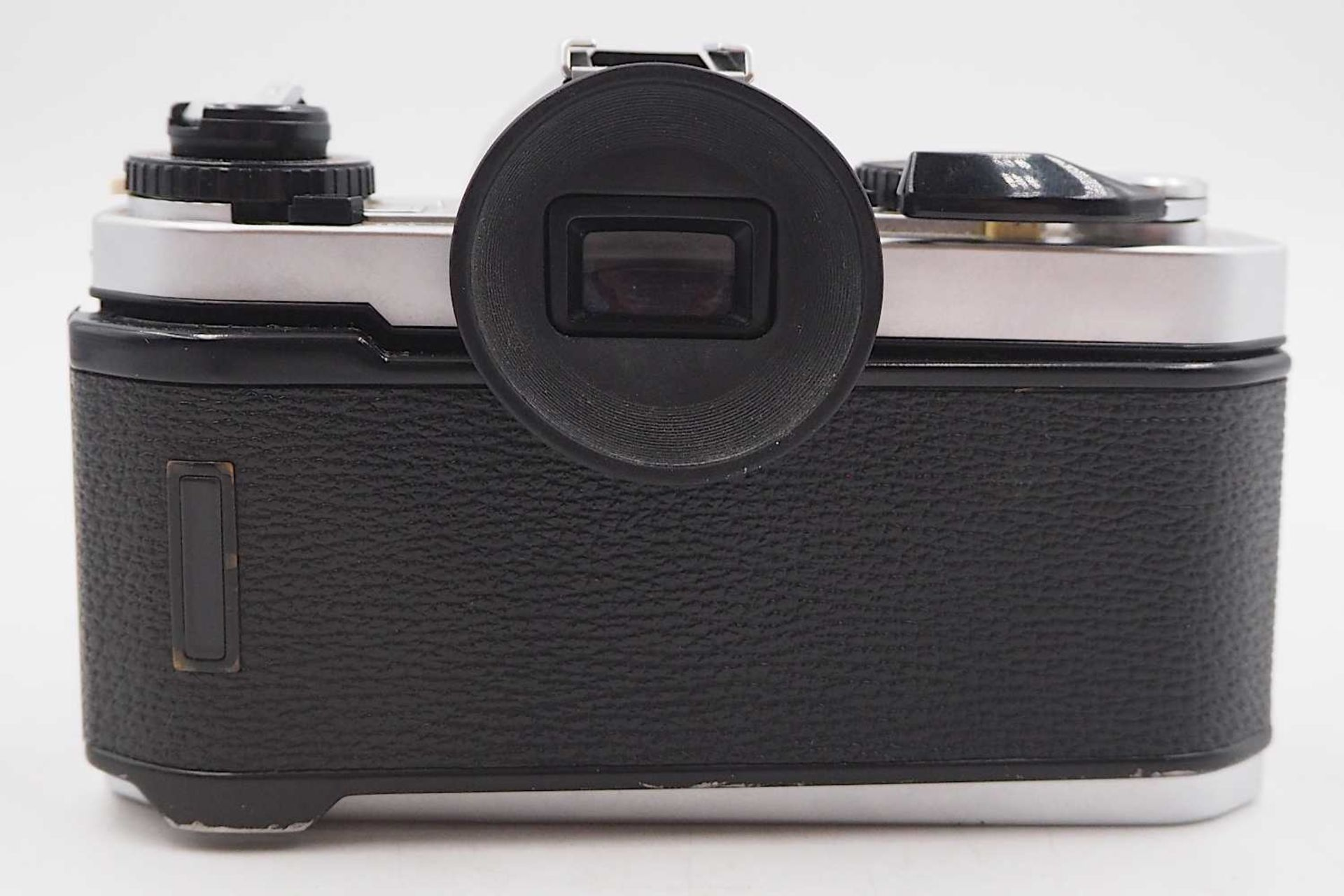 """1 Fotoapparat PORST """"CR-3 Automatic"""" mit Objektiv PORST """"Unizoom 1:3,5-4,5/35-70mm Mac - Bild 5 aus 6"""