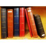 1 Sammlung Briefmarken, Ersttagsbriefe, Briefe, Fehldrucke u.a., gestempelt/ungestempelt, <b