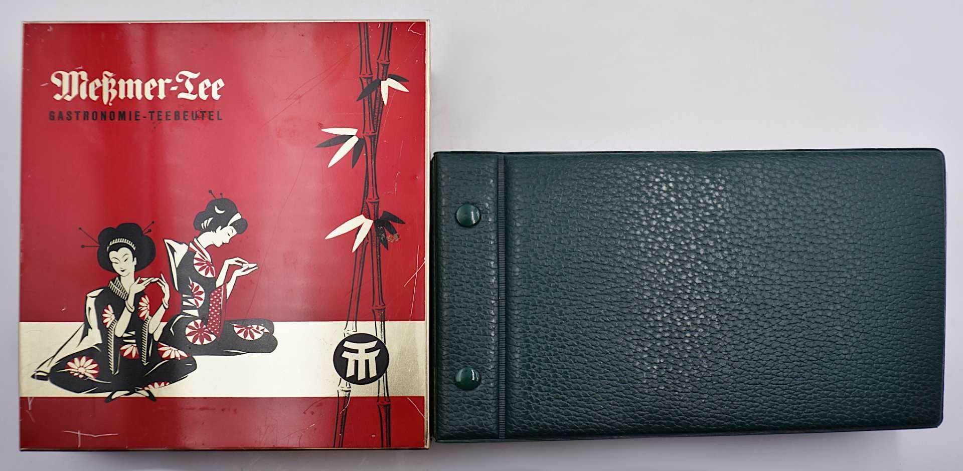 1 Konv. Briefmarken, Alle Welt 20. Jh. lose in versch. Sammeltüten sowie Postkarten/B