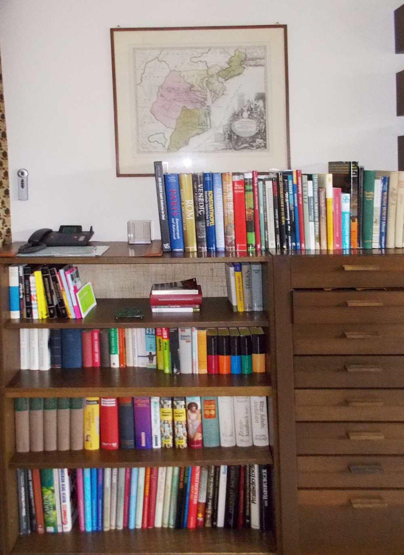 1 Bibliothek bestehend aus ca. 1000 Büchern nztl. Bildbände, Religion und Theologie, - Bild 4 aus 8