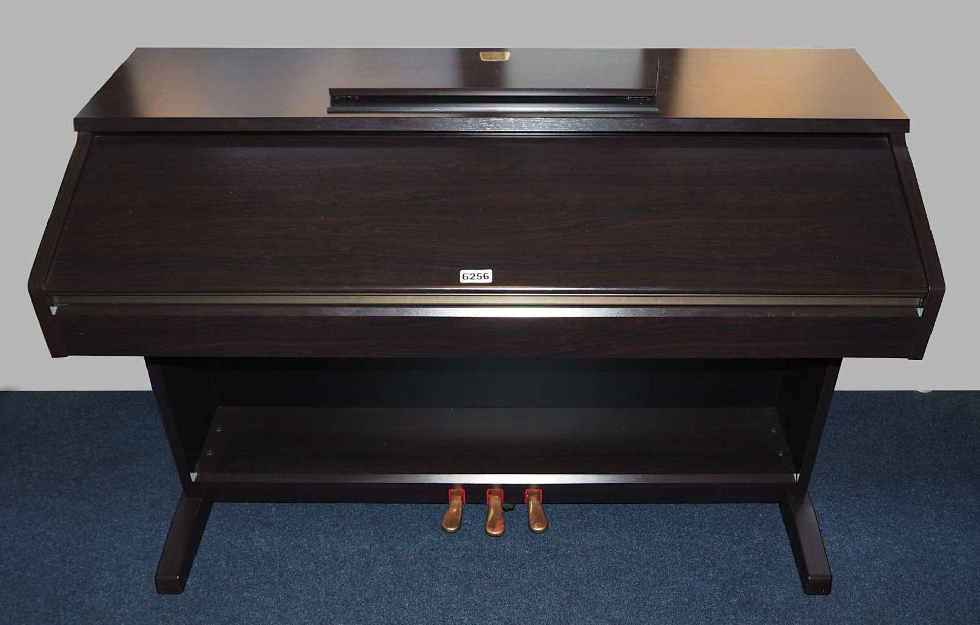 """1 elektrisches Klavier YAMAHA """"Clavinova CVP-501"""" mit verschiedenen Voice-, Style- und"""