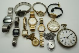 1 Konv. Armbanduhren Edelstahl/Metall u.a. MICHELLE HERBELIN, JUNGHANS u.a.