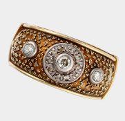 Ring, 585 GG und WG