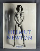 Helmut Newton's SUMO, edition of 10.000 copies, stamped by hand and signed by Helmut Newton, copy 4