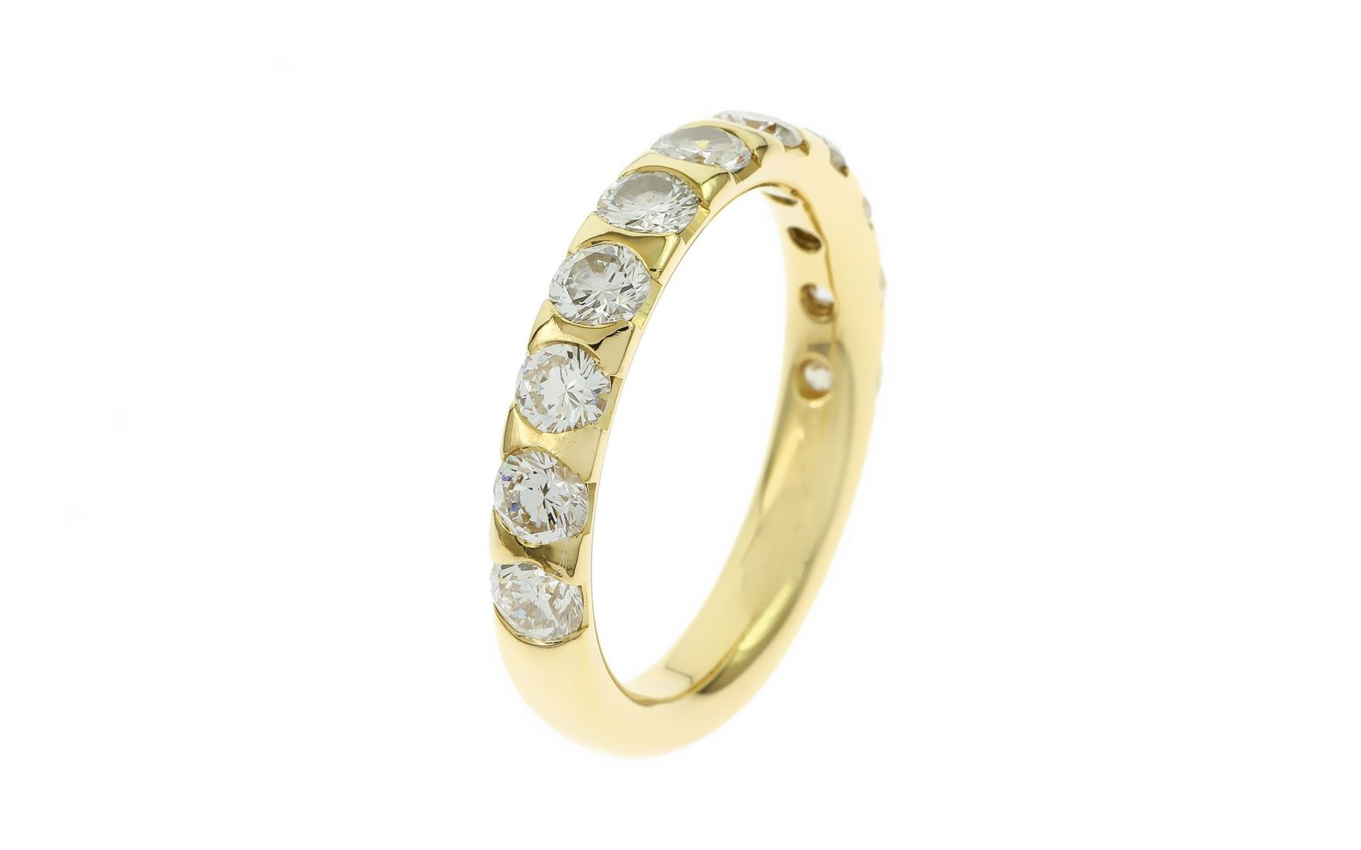Ring mit Diamanten