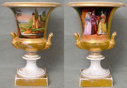 Biedermeier-Vase