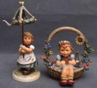 Zwei Kinderfiguren