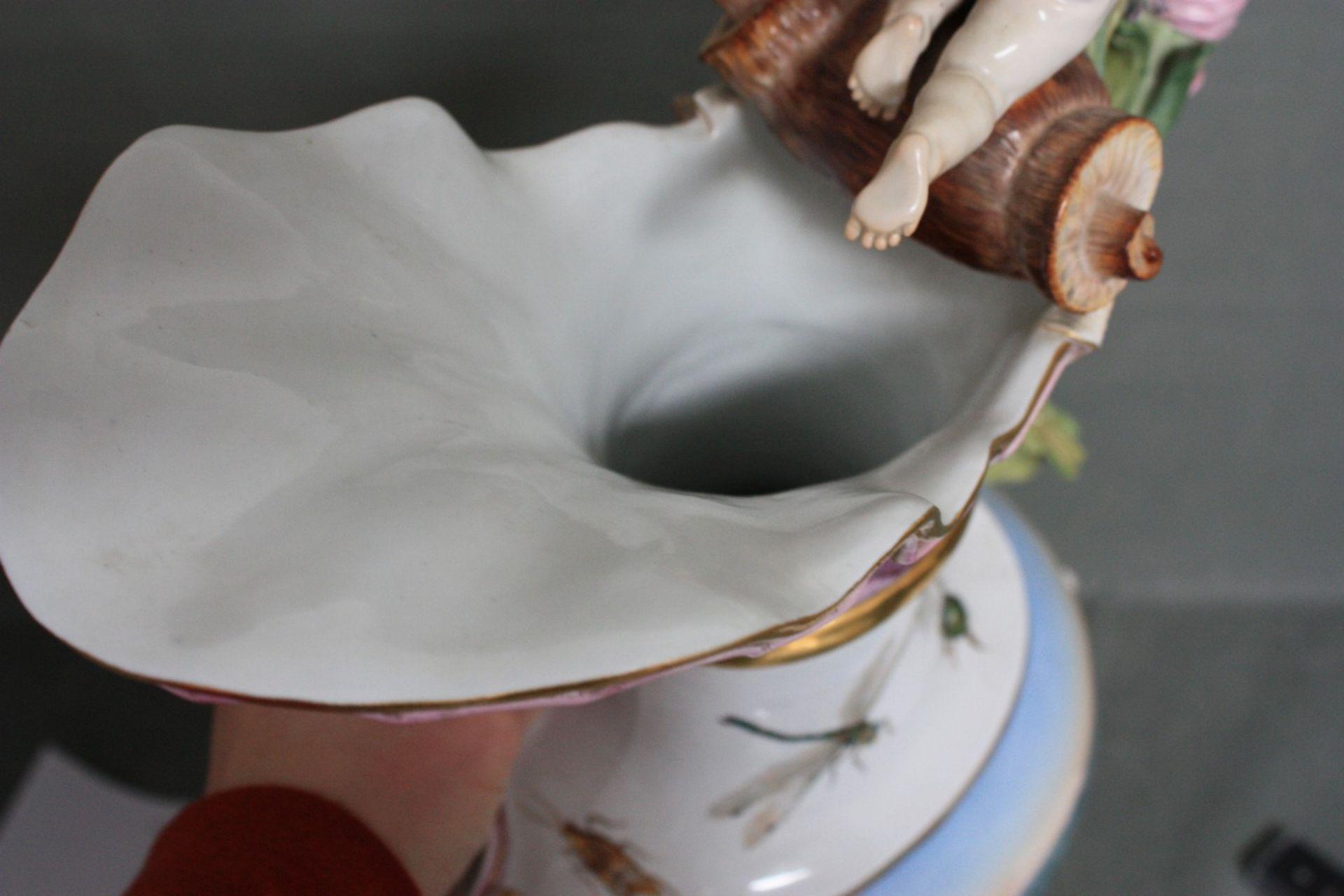 """Große prächtige Elementenvase """"Wasser"""" - Image 7 of 32"""