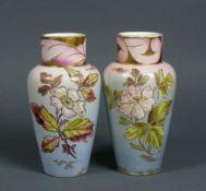Paar Vasen (Anfg. 20.Jh.) auf