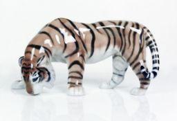 Schreitender Tiger (Rosenthal, um