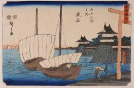 HIROSHIGE, Ando (1797 - 1858)