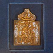 Reise-Ikone (Russland, ca. 1730)