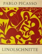 Pablo Picasso Linolschnitte