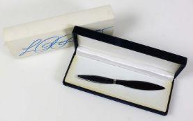 COLANI-Kugelschreiber in Original-Etui