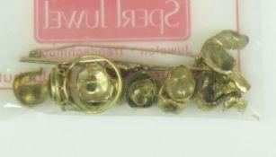 Div. Schmelzgold 39g Zahngold sowie 1