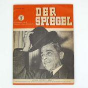 Der Spiegel 1. Jahrgang Nr. 1; 4.