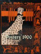Posters 1900 von L. Schmidt; Berghaus
