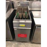 Qualite gas fryer