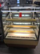 Federal 36 inch refrigerated display case