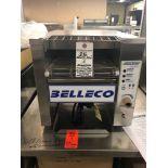 Belleco new conveyor toaster