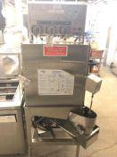 ADS low temp dishwasher