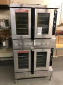 Blodgett DFG 100 double gas convection oven's