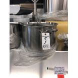 24 quart stainless steel stockpot with cover