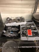 Lot of assorted flatware