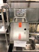 Krowne bar sink with blender shelf